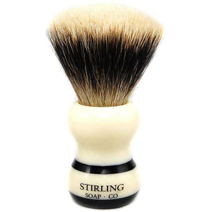 You added Black Striped Finest Badger Brush - 24mm Fan Knot to your cart.