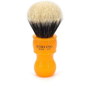 You added High Mountain White Badger Shave Brush (24mm x 57mm) Butterscotch to your cart.