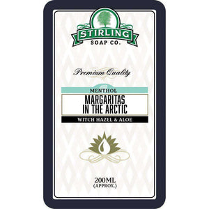 You added Margaritas in the Arctic -  Witch Hazel & Aloe 200ml to your cart.