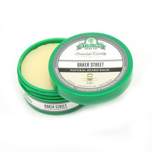 You added Stirling Baker Street Natural Beard Balm 56.7 (2oz) to your cart.