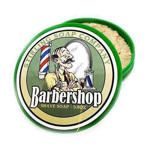 You added Stirling Barbershop Shaving Soap Jar 164g (5.8oz) to your cart.