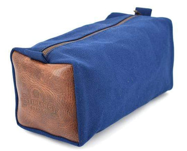 You added Stirling Navy Waxed Canvas Premier Leather Wash Bag to your cart.