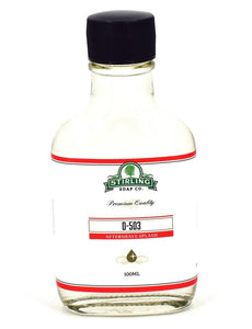 You added Stirling D-503 Aftershave Splash 100ml to your cart.