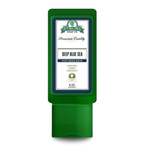 You added Stirling Deep Blue Sea - Post Shave Balm 4oz (118ml) to your cart.
