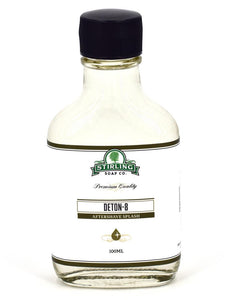 You added Stirling Deton-8 Aftershave 100ml to your cart.