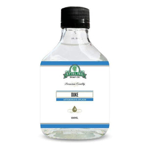 You added Stirling Duke Aftershave Splash 100ml to your cart.