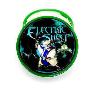 You added Stirling Electric Sheep Shaving Soap Jar 164g (5.8oz) to your cart.