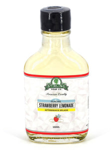 You added Stirling Glacial  Strawberry Lemonade Aftershave Splash 100ml to your cart.