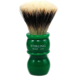 You added Stirling Green Finest Badger Brush - 24mm Fan Knot to your cart.