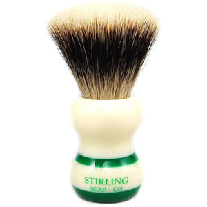 You added Stirling Green Striped Finest Badger Brush - 24mm Fan Knot to your cart.