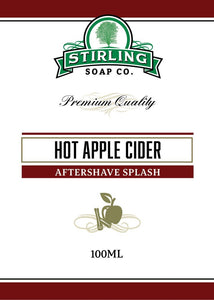 You added Stirling Hot Apple Cider Aftershave 100ml to your cart.