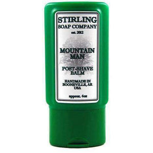 You added Stirling Mountain Man Post Shave Balm to your cart.