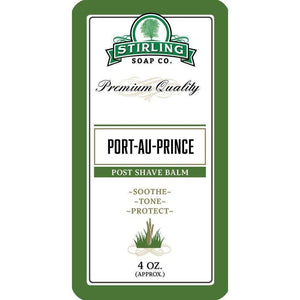 You added Stirling Port Au Prince  - Post Shave Balm 4oz (118ml) to your cart.