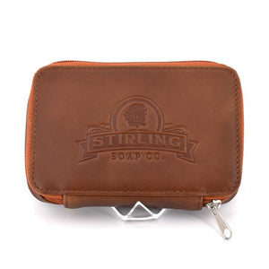 You added Stirling Premium Leather Razor Case - Caramel to your cart.