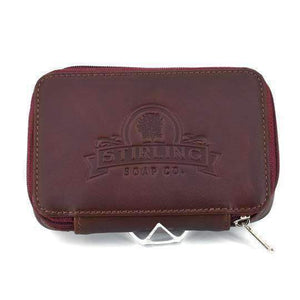 You added Stirling Premium Leather Razor Case - Burgundy to your cart.