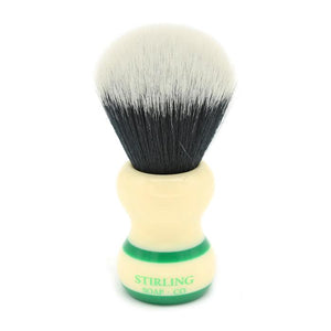 You added Stirling Synthetic 2 Band Brush Green Stripe (24mm X 56mm) to your cart.