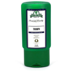 You added Stirling Triumph Post Shave Balm 4oz (118ml) to your cart.