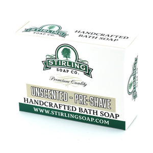 You added Stirling Unscented Pre-shave Soap 5.5oz / 156g to your cart.