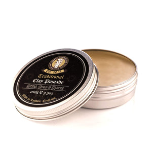 You added Sweyn Forkbeard Organic Traditional Clay Pomade 100g (3.5oz) to your cart.