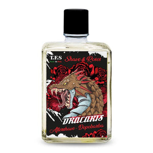 You added Shave & Roses Dracaris Aftershave by TFS 100ml to your cart.