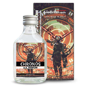 You added Chronos Aftershave by The Goodfellas' Smile to your cart.