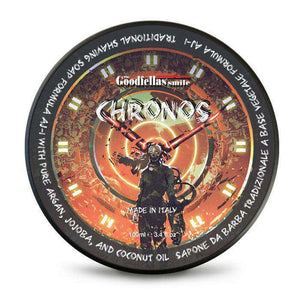 You added Chronos Shaving Soap by The Goodfellas' Smile 100gm to your cart.