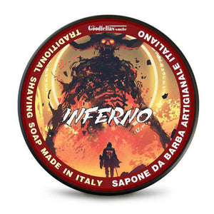 You added Inferno Shaving Soap by The Goodfellas' Smile to your cart.