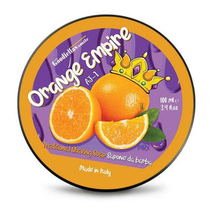 You added Orange Empire Shaving Soap formula AJ1 by The Goodfellas' Smile 100ml to your cart.