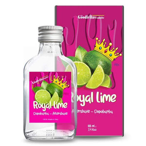 You added Royal Lime Aftershave by The Goodfellas' Smile 100ml to your cart.