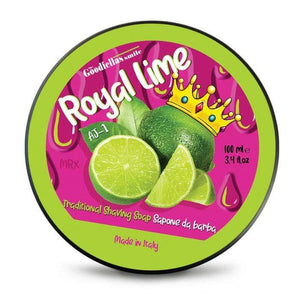 You added Royal Lime Shaving Soap formula AJ1 by The Goodfellas' Smile 100ml to your cart.