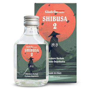 You added Shibusa 2. Aftershave by The Goodfellas' Smile to your cart.