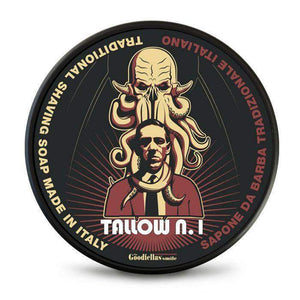 You added Tallow N.1 Shaving Soap by The Goodfellas' Smile to your cart.