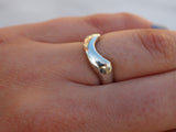 The Half Moon Ring