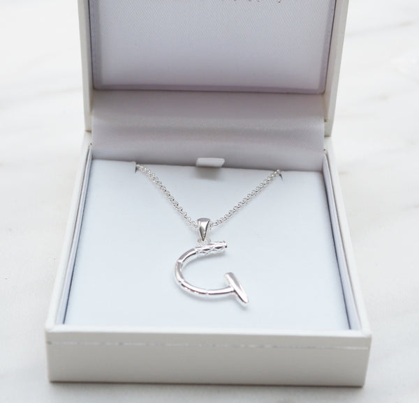 Polo Mallet Necklace