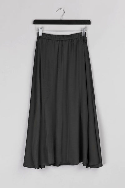 Cloche Skirt- Black