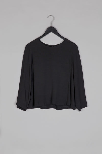 Racerback Long Sleeve Top