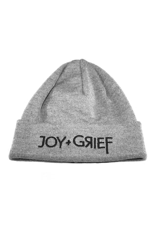 RIIKKA KK SIGN BEANIE GREY