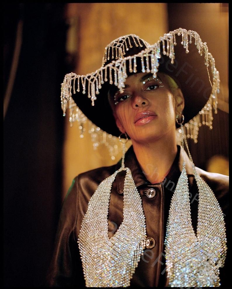 Solange Knowles - Texas Cowgirl