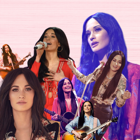 KACEY MUSGRAVES GET AWAY AND GROW DIME STORE COWGIRL