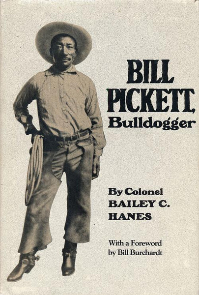 COWBOY BILL PICKET