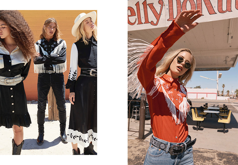Ranch Road Boots Fall 2019 Collection Styled by Jess Zanotti