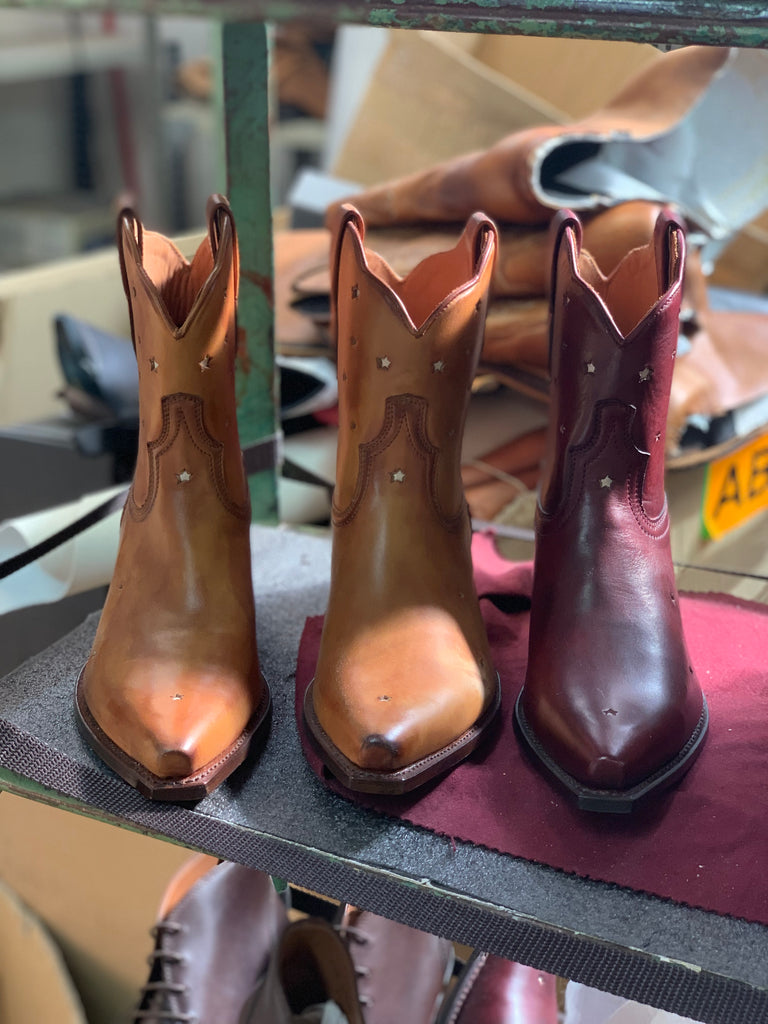 RANCH ROAD BOOTS - GOODYEAR WELTED BOOTS - LEATHER BOOTS - PRESIDIO SHORT - HANDCRAFTED