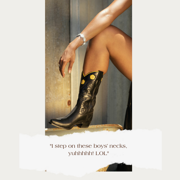Favorite way to wear Ranch Road Boots Lenora