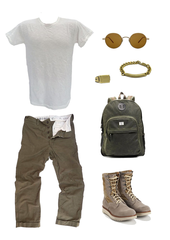 Military trend style guide