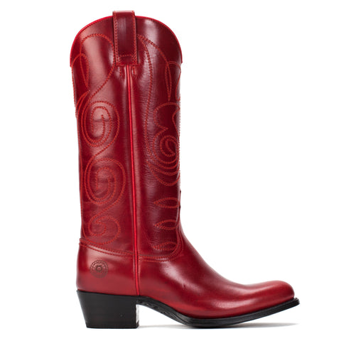 Ranch Road Boots Fall Collection 2019 - Kendall Red Womens Cowboy Boots