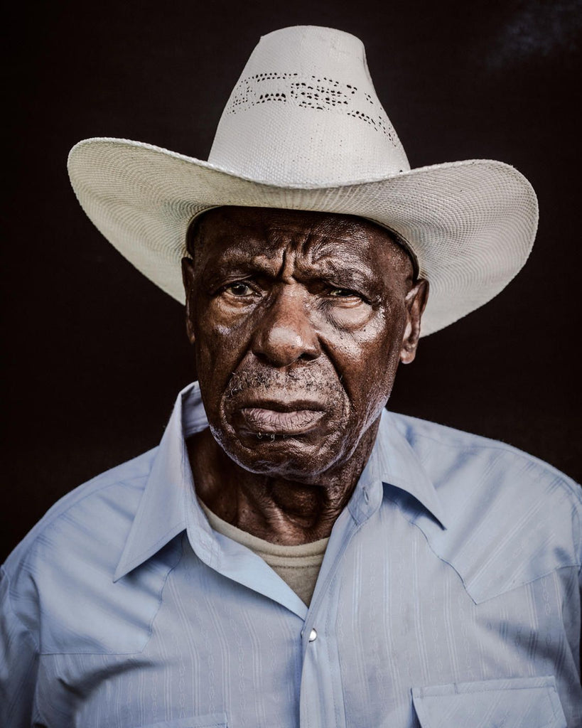 """Myrtis Dightman """"The Jackie Robinson"""" of Rodeo."""