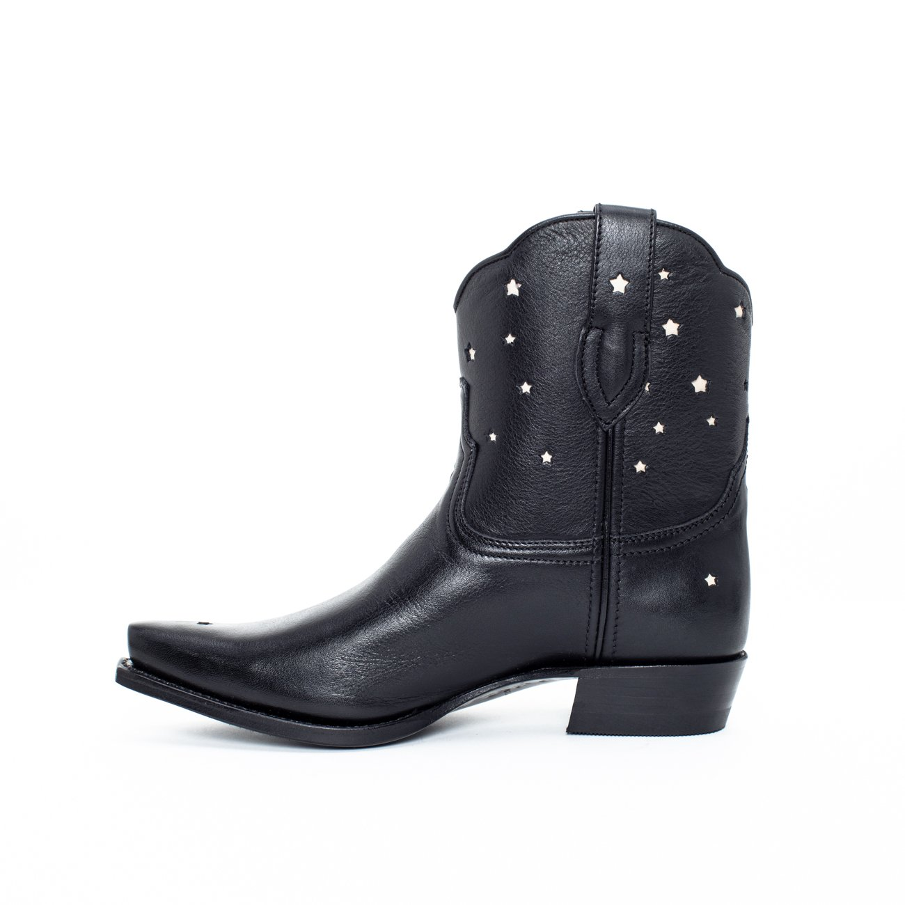 Boot - Presidio Short Black