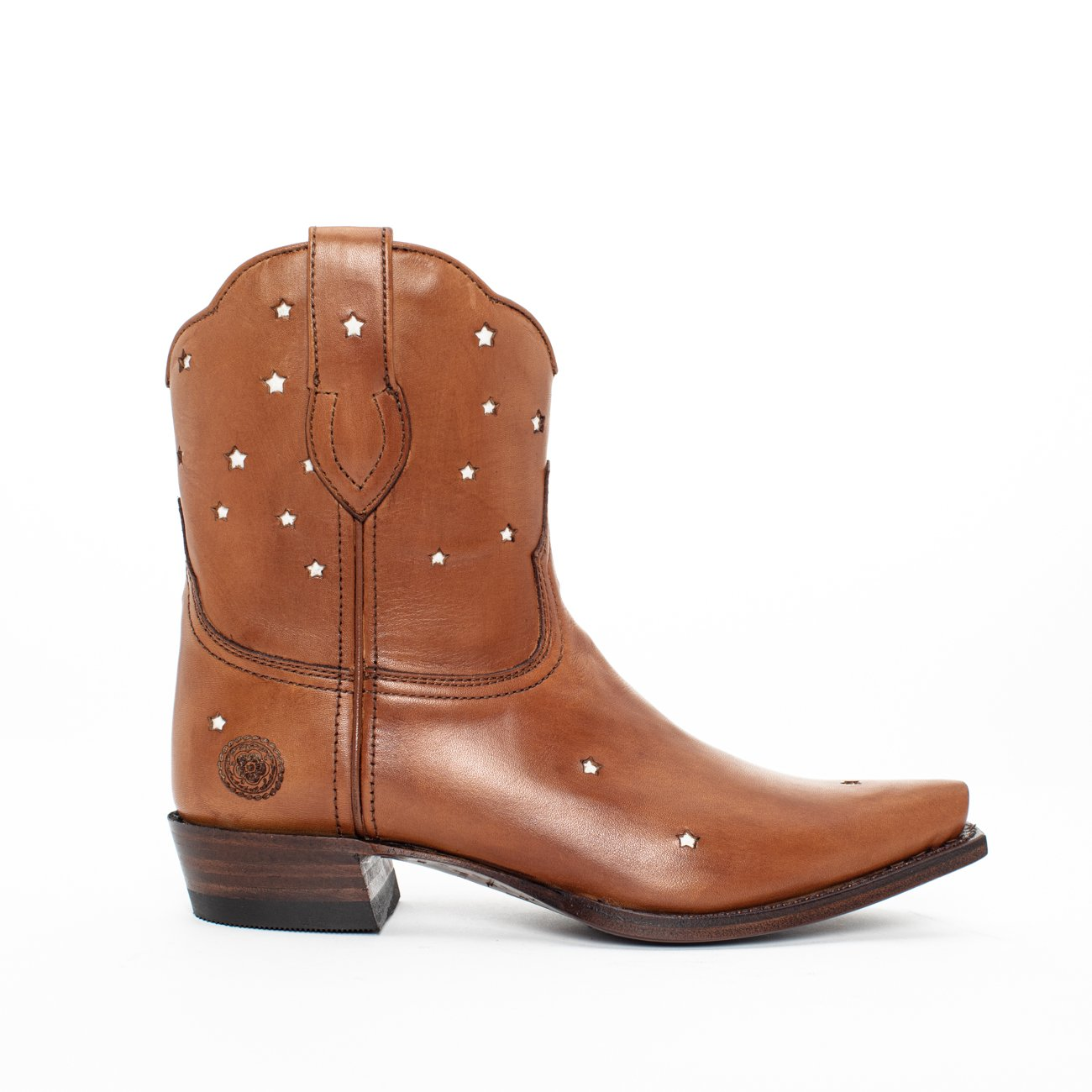 Boot - Presidio Short Cognac