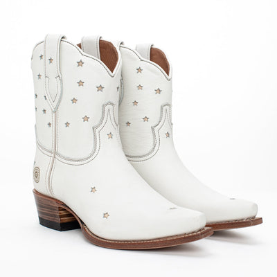 Boot - Presidio Short White