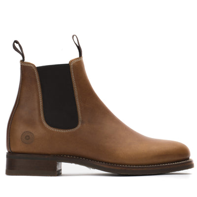 Handmade Mens All Weather Boots - Chelsea Boot - Ranch Road Boots™